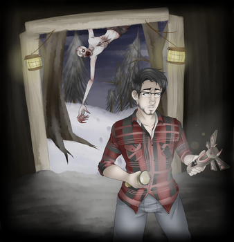 Markiplier: Until Dawn by xWitheringwilloWx