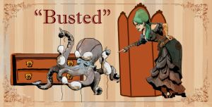 Busted by DarkCynic