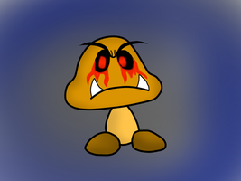 (Request) Goomba EXE by DJ-Funtime