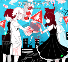 Kagerou Days by T3RII