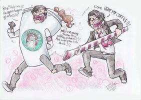 No, Gerard, I'm not a coffee by dragon-flies