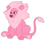 Lion ( animated) by gutsies