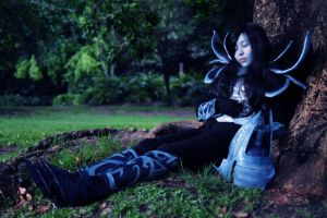 [Dota 2] Phantom Assassin Cosplay - Sleep by QTCosplay