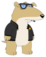 Burnt Out Vinny (Inspired by Burnt Out Brian) by LDEJRuff