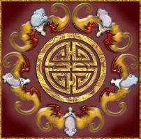 Old Chinese Design - colored by patrx