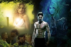 true blood, Alcide by Tasha507
