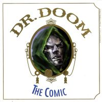Dr. Doom by uwedewitt