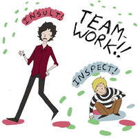 TEAM SHERLOCK GO by jessiepup260
