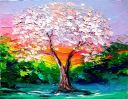 Story of the Tree 50 by sagittariusgallery