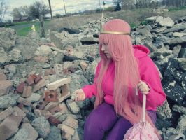 In the rubble by sakina101