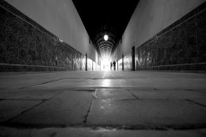 The light... by JACAC