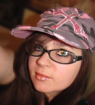 pink hat by halestorm1981