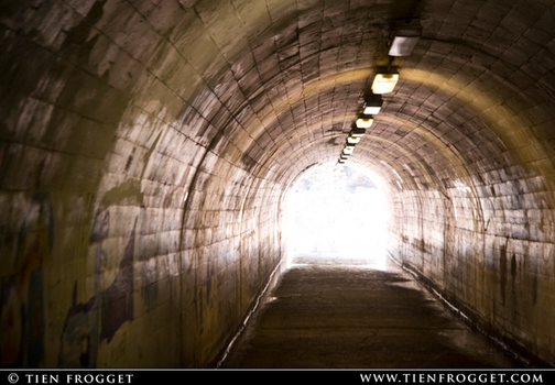 Light At The End of the Tunnel by tienlove