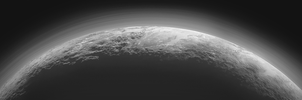 Wallpaper - Pluto 2 by LEMMiNO