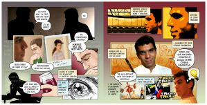 Huascar Encuentros pages 10-11 by pezbananadesign