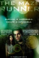 The Maze Runner Poster by TheSearchingEyes