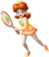 Daisy Tennis by Lehdya
