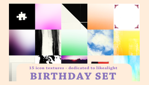 Birthday Set - LikeaLight by innocentLexys
