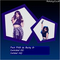 Pack PNG de Becky G. by PhotoshopLand2
