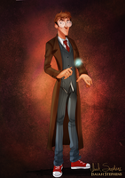Disney Halloween: Milo by IsaiahStephens