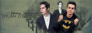 Dylan O'Brien Facebook by TaigaMeow