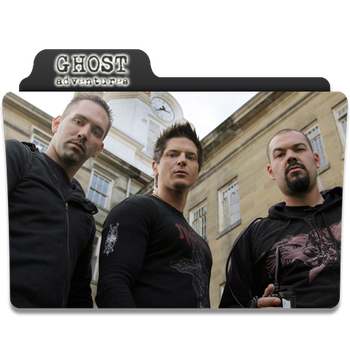 Ghost Adventures Folder Icon by Kliesen