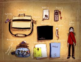 In my bag by CottonValent