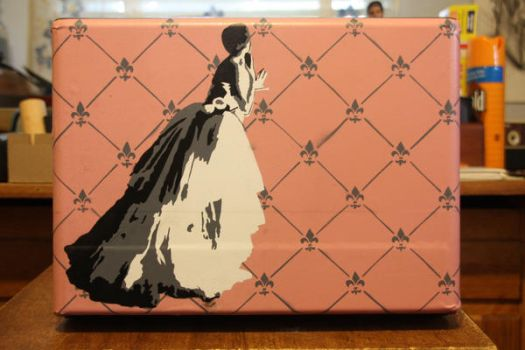 Laptop Cover by jon-lewis
