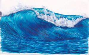 Wave by aquaticturtle