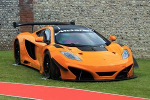 Mclaren 12C GT3 by smevcars