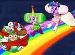 My Little Katamari by ParadigmPizza
