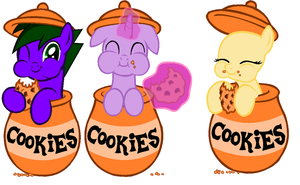 Cookies [collab] by LR-Studios