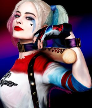 Hey  There Puddin: Digital Painting by Firesphere306