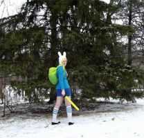 Fionna The Human by MishaCosplay
