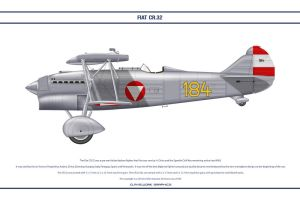 Fiat CR32 Austria 1 by WS-Clave