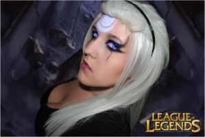 League Of Legends: Diana The Scorn Of The Moon by DarkAmyLee