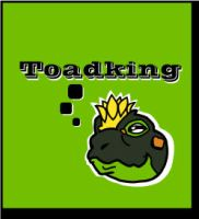 Toadking Logo Green Try 1 by toadking07