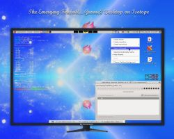 The Emergence - My Gnome2 Desktop on Isotope by rvc-2011
