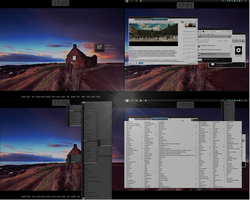 "May desktop ""Lonely House"" by MustBeResult"
