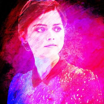 Brave Clara by whovianmiss
