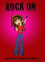 Rock On by m00np00l
