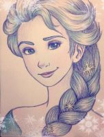 Elsa by Jessica-Tanner