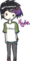 Kyle by ilovesyouthismuch
