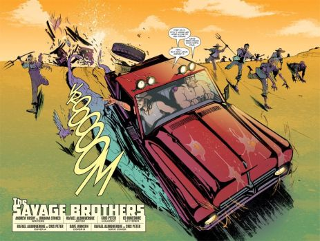 Savage Brothers 1 - 02 - 03 by rafaelalbuquerqueart