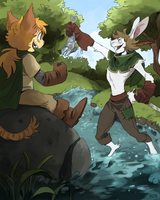 Fishing for Friends by Risto-licious