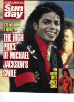The High Price for MJ's Smile by brebre890