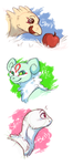 CR sketches by Petit-Pets