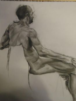 Nude Male by XarcaniaX