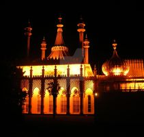Brighton Pavillion 1 by corrinapalmer