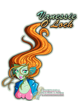 Vanessie O'Loch by Chibi-Warmonger